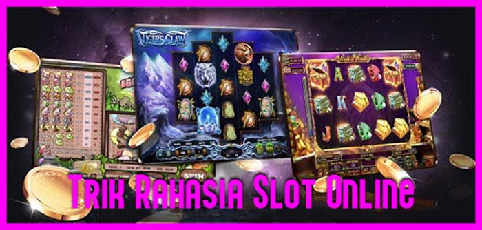 Trik Slot Online Uang Asli, Terbukti Ampuh!