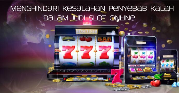 Solusi Slot Online Sering Kalah Saat Bermain